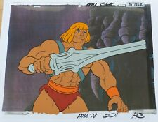 He-Man original production Cel: HE-MAN