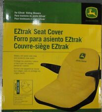 JOHN DEERE OEM Seat Cover LP92734 for EZTrak zero turn lawn mowers w/ armrests