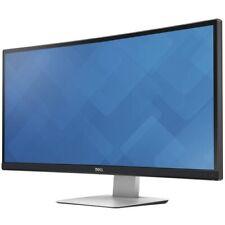 Dell UltraSharp U3415W 34  UW-QHD Curved Screen LED LCD Monitor - 21:9 - Black