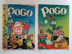 Pogo Possum Comics (1949, 1951)