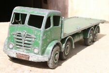 DINKY 905 FODEN FLAT TRUCK WITH CHAINS to restore 1950s