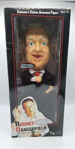 2003 Rodney Dangerfield Collector's Edition Animated Figure Pop Culture Series