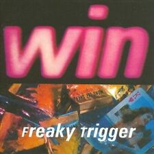 Freaky Trigger by Win (Scotland) (CD, Jul-2010, Cher...