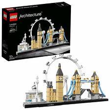 LEGO Architecture London 21034 Skyline Collection Building Bricks