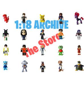 Roblox Funko Neopets Playmobil Figurines McDonalds Mini Figures - Choose