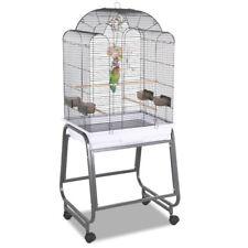 Sittichkäfig Vogelkäfig Voliere Memphis I - Antik inkl. Ständer Montana Cage