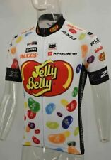 Jelly Belly Cycling Jersey Retro Gear Short Sleeve Bike