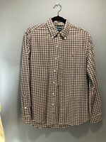 3 Pack ~ Polo Ralph Lauren Long Sleeve Custom Fit Button Down Dress Shirt ~ M