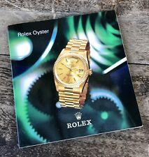 ROLEX 1999 catalogo LIBRO SPAGNOLO Daytona Cosmograph ZENITH 16520 16523 16528