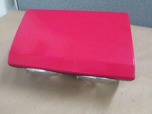 Ferrari Mondial - RH Right Headlight Bucket / Housing Red # 60526100