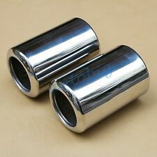 Chrome Tail Exhaust Muffler Tip Pipes Trim For Mazda 6 GJ ATENZA CX5 Accessories