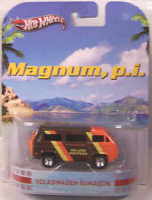 MAGNUM PI ~ ISLAND HOPPER ~ VOLKSWAGON SUNAGON! HOT WHEELS RETRO ENTRERTAINMENT!