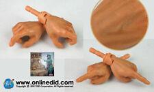 1/6 SCALE DID GERMAN WWII - HANDS X2 - TIM BECKER PANZER