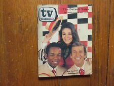 July 13, 1969 Detroit News TV Magazine(THE GOLDDIGGERS/SUSAN BERNARD/GAIL MARTIN