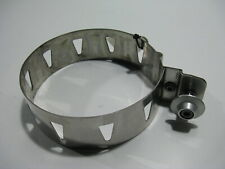 Auspuff-Endtopf-Halter Schalldämpfer Exhaust BMW R 1200 R, R1ST K27, 06-10