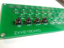 Keyboard for ZX Spectrum
