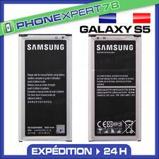 BATTERIE ORIGINALE NEUVE GALAXY S5 i9600 EB-BG900BBE ORIGINE