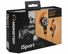 Monster iSport Strive in-ear Headphones Orange
