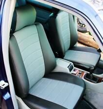 MADE TO ORDER FOR Mercedes W124 sedan SEAT COVERS PERFORATED LEATHERETTE