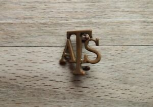 WW2 era? Auxiliary Territorial Service ATS Cap Badge - British Army, women