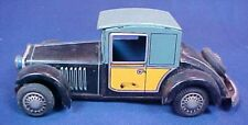 Vintage Japan Friction Driven Tin Car Model A Style