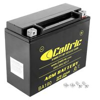 AGM Battery for Honda CB750A Hondamatic 750 1977 1978
