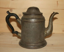 Antique Griffiths & Browett Birmingham metal kettle teapot