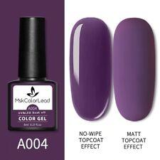 Color Lead Nail Gel Polish Colors Nail Gel 8ML For Baking Nail Art Manicure