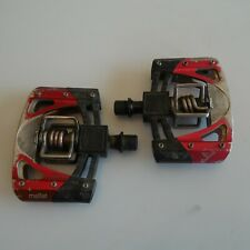 Crank Brothers Mallet 3 Pedals - Dual Sided Clipless Platform Aluminum 9/16