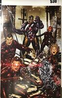 X-Men Extermination #2 Mark Brooks Unknown Comics Exclusive Virgin Variant