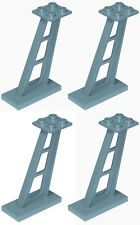Missing Lego Brick 4476 DkStone x 4 Support 2 x 4 x 5 Stanchion Inclined