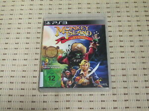 Monkey Island Special Edition Collection für Playstation 3 PS3 PS 3 *OVP*