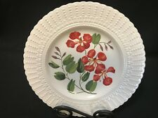 "Royal Cauldon ~ Flowers of the Caribbean Plate ~ 9 1/2"" ~ RED BAUHINIA"