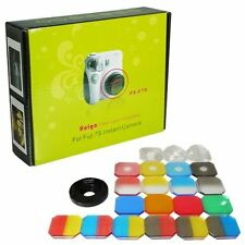 USD Holga 21 Filter lens with adapters for Fujifilm Instax mini 7d camera FS-F7S