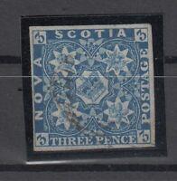 C2870/ BRITISH NOVA SCOTIA – SG # 3 USED – CV 185 $