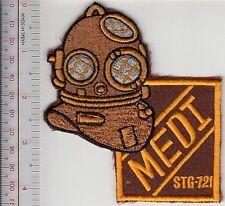 SCUBA Hard Hat Diving East Germany (DDR) 3 Bolts Helmet Medi STG-721