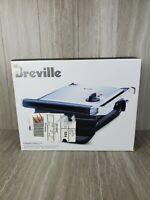 Breville TG425XL Heavy Duty Stainless Steel Adjust Panini Sandwich Grill Press