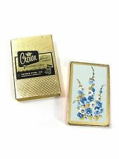 Gold-Boxed Deck of CROWN PLAYING CARDS, Made by AARCO of Chicago, Heines Publ Co