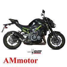 Mivv Kawasaki Z 900 2017 17 Terminale Di Scarico Marmitta Gp Pro Black Moto