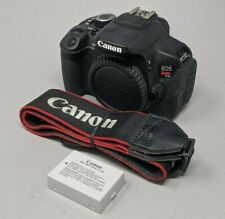 Canon EOS Rebel T4i / 650D 18.0MP Digital SLR Camera Body
