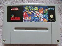 Jeux Console Super Nintendo Snes Pocky & Rocky 2 (PAL/FAH)