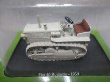 DV9196 HACHETTE 1/43 TRACTEUR FIAT 40 BOGHETTO 1939 REF G1093066 TRES BON ETAT