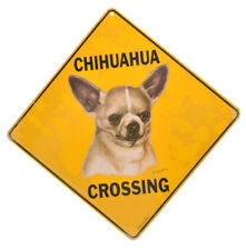 NEW Chihuahua Dog Crossing Pet Road Sign