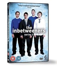 The Inbetweeners: Complete Series 3. Channel 4 DVD - 6 Episodes. ADULTS ONLY 🔞.