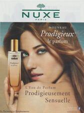 PUBLICITÉ PAPIER -  ADVERTISING PAPER NUXE