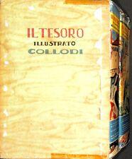 LDRCT7JM4C IL TESORO - COLLODI - EDITRICE ITALIANA DI CULTURA 6062