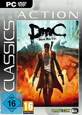 DmC - Devil May Cry (PC, 2014, DVD-Box)