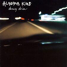 ALABAMA KIDS - DROWSY DRIVER (BLACK VINYL+CD)   VINYL LP+CD NEW!