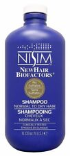 Nisim New Hair Biofactors Normal to Dry Hair Shampoo 33 oz.