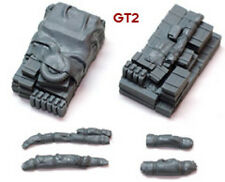 1/72 scale 72GT2 German Truck Blob (2 Pack) WW2 lorry stowage